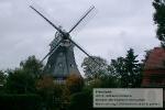 Windmühle Venti Amica (Windes Freundin) von 1879 in Wyk auf Föhr