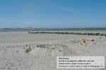 Strand bei Utersum bei Ebbe